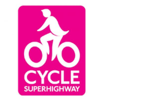 London - Cycle Superhighways 2010
