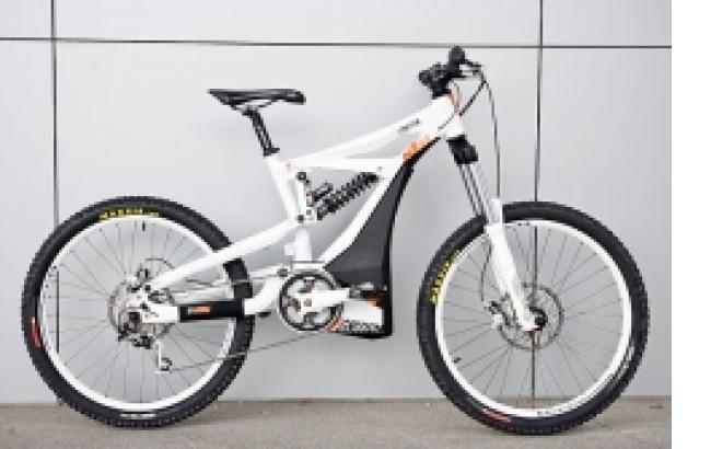 KTM eGnition E-Bike - Sommer 2011