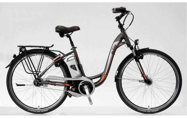 E-Bike KTM Amparo 8 XL 2012