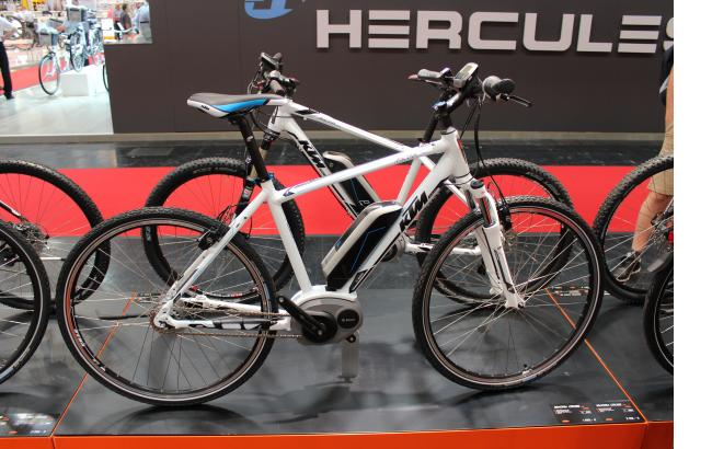 2014 - KTM E-Bike Macina Cross