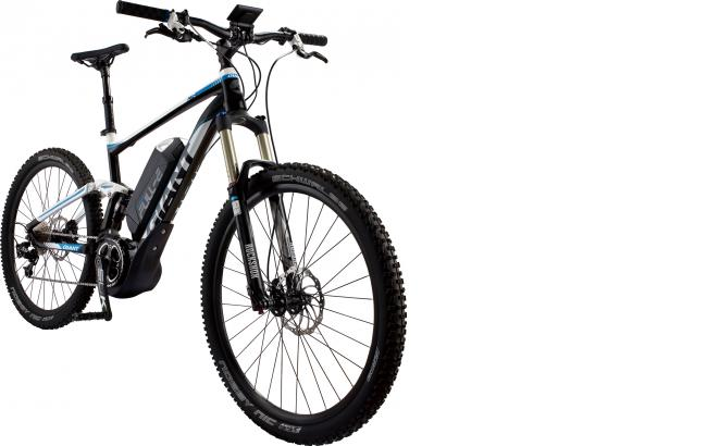 All-Mountain-Ebike Giant Full-E+ 27.5