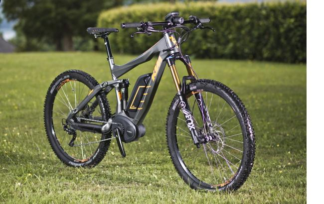 KTM E-Bike Macina eGnition 27,5 Zoll