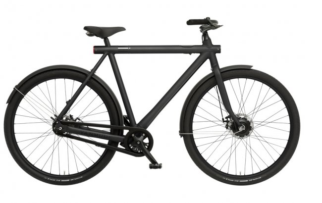 E-Bike Electrified S von Vanmoof