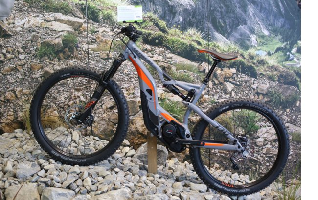 Cannondale Moterra E-Bike 2017