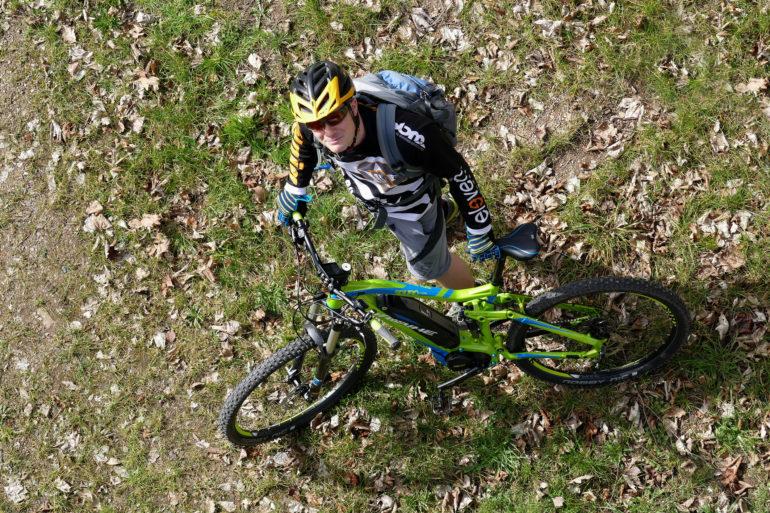 Haibike SDURO All Mountain SL 2016 im E24-Test