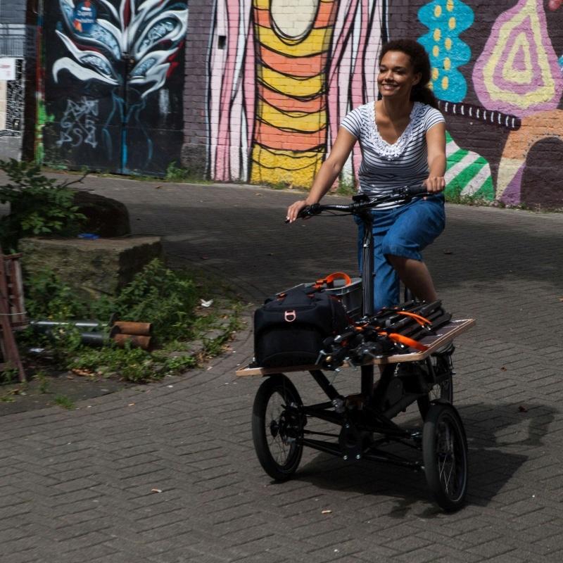 Chike Cargo E-Bike
