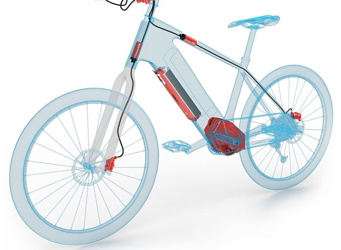 E-Bike Antrieb Sachs RS