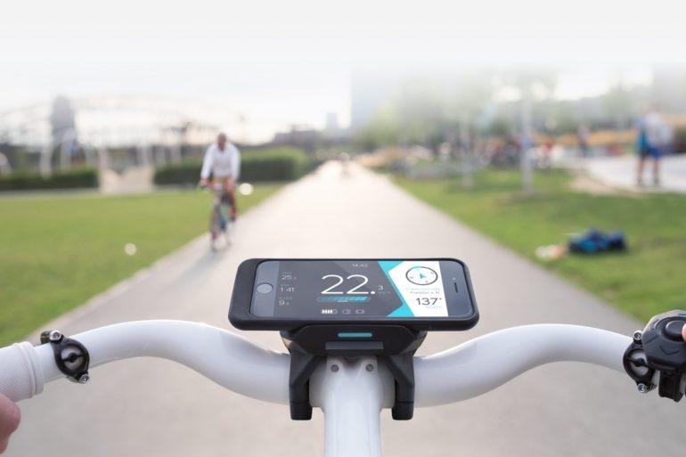 Cobi smarte Biking App