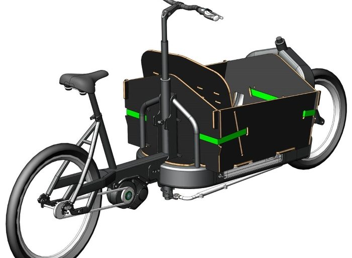 Cargobike FR8