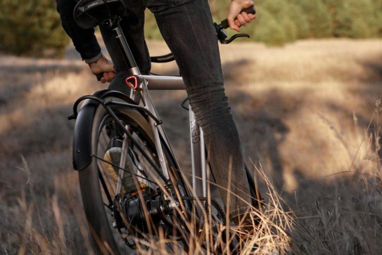 Geos: E-Bike Akku im Ober- UND Unterrohr