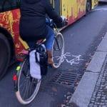Radverkehr wird durch schlechte Infrastruktur gebremst