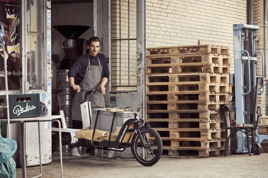 Bergamont Lasten E-Bike