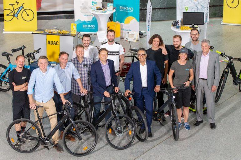 E-Bike-Flott ADFC