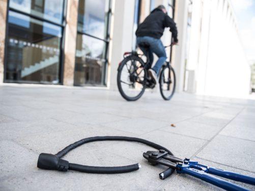 Its My Bike Diebstahlschutz