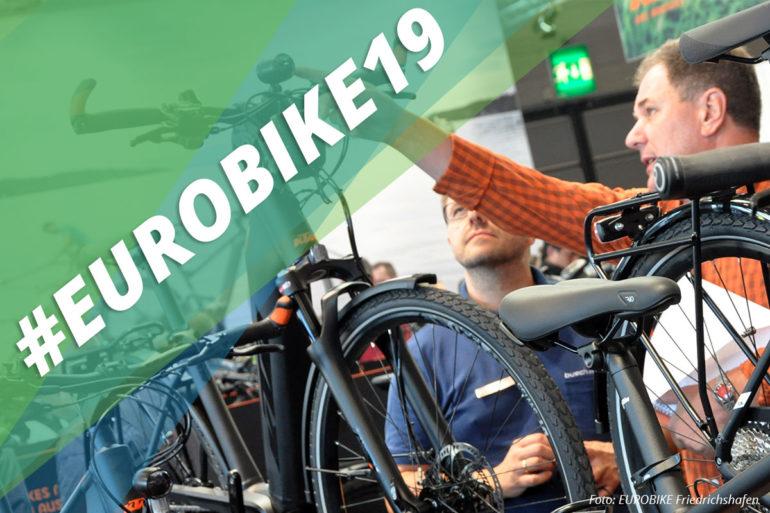 Eurobike: E-Bike Neuheiten 2020