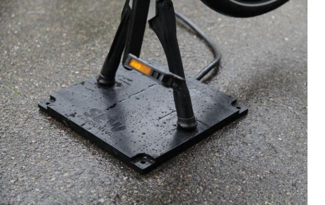 Ladematte für Elektrofahrräder Brose - induktiv über den Ständer