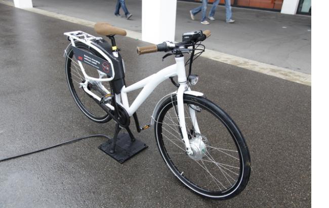 Ladematte für Elektrofahrräder Brose