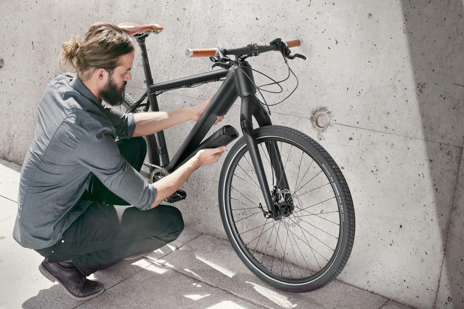 E-Bike Akku geklaut?!