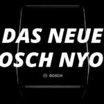 Bosch Nyon eBike Display 2020 – Das könnte uns erwarten