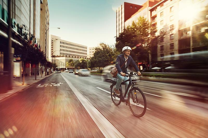 Die Statistik des ZIV vermerkt stark gestiegene Verkaufszahlen für E-Bikes im Jahr 2019