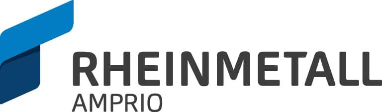 Logo von Rheinmetall Amprio