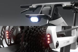 Bosch E-bike Design Vision Lights