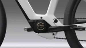 Bosch E-bike Design Vision Motor