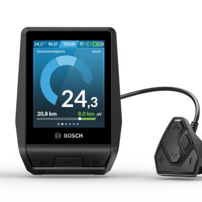 Bosch Nyon E-Bike Computer mit Bedieneinheit