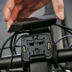Bosch Nyon E-Bike Computer Seitenansicht