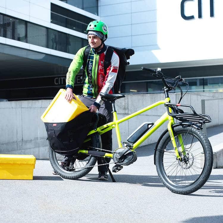 E-Bike Benno Boost E