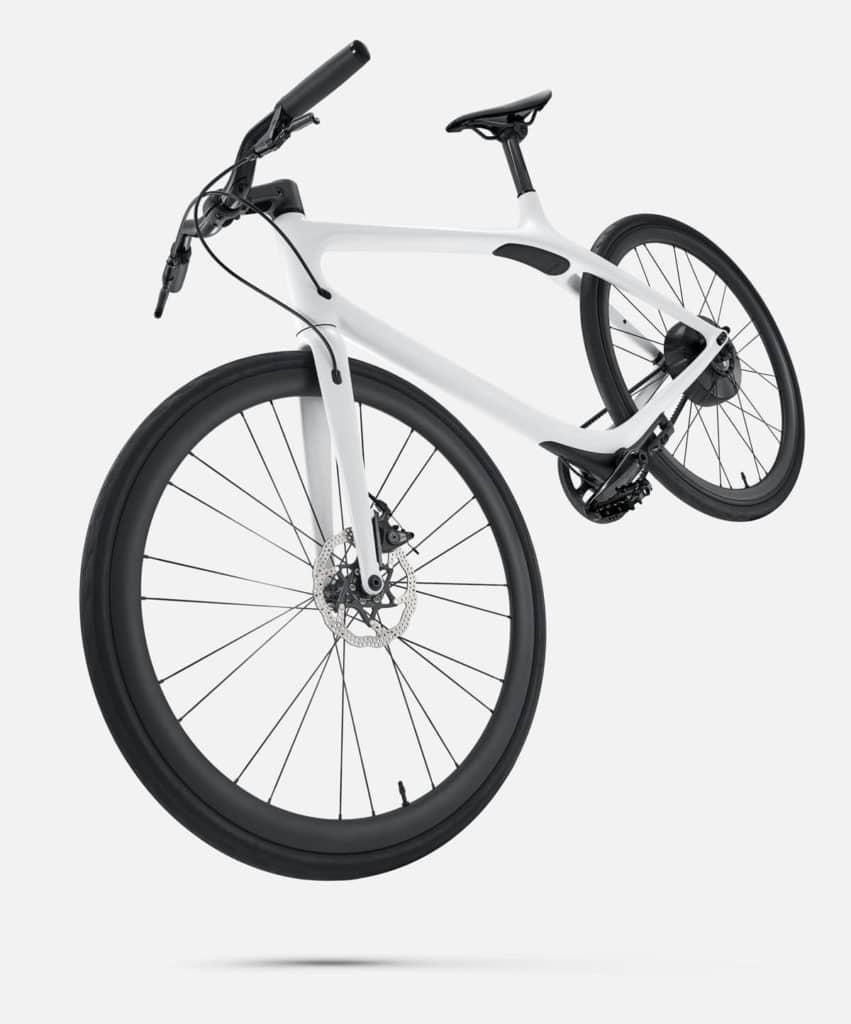 E-Bike Eeyo 1 Ansicht von vorn