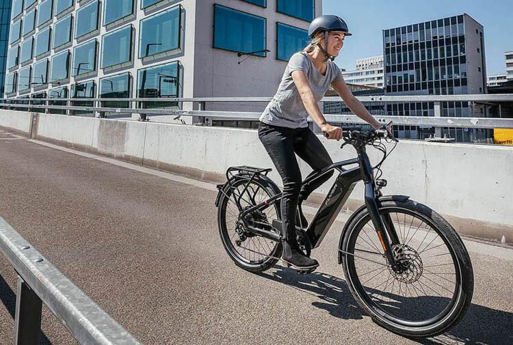 E-Bike Flyer Upstreet6 für Pendler