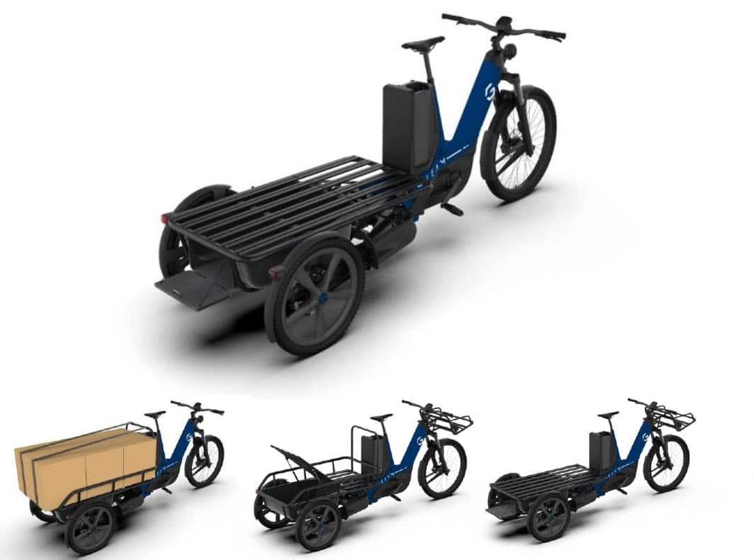 E-Bike Gleam Freestyle Header