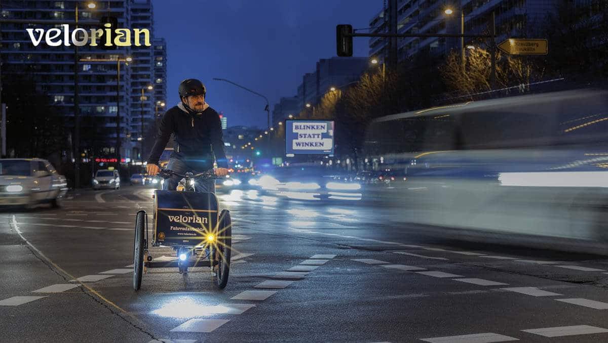 Blinker für das E-Bike von velorian