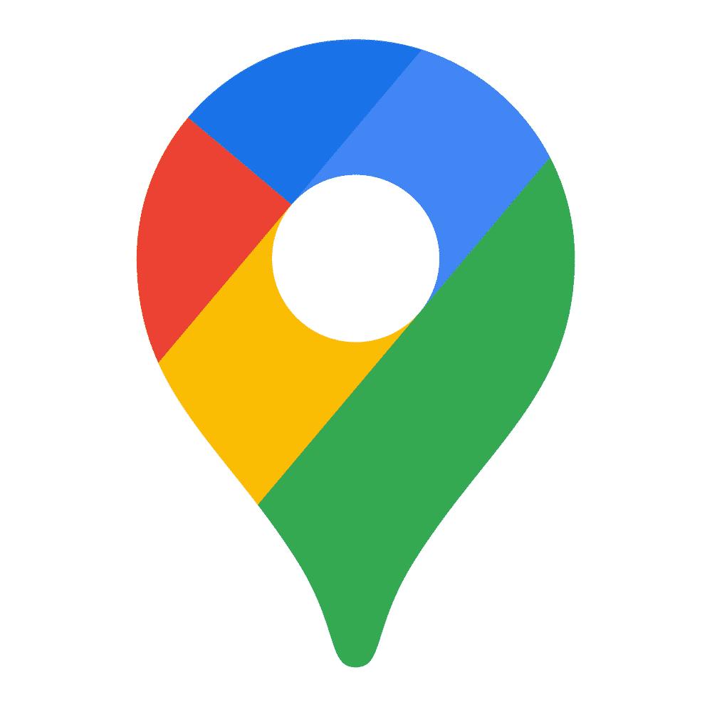 Logo von Google Maps