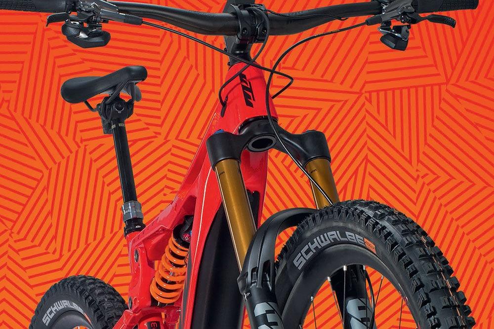KTM E-Bike Neuheiten 2021
