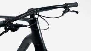 Lenker des E-Bikes Superstrata E