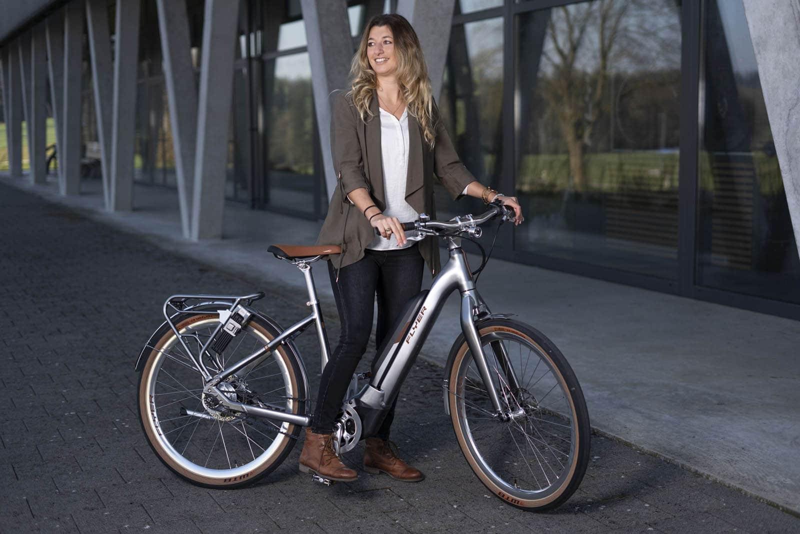 Flyer E-Bike Neuheiten 2021