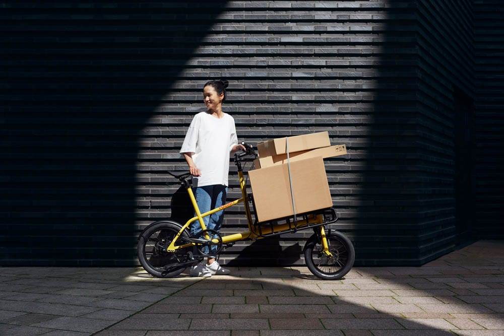 E-Cargobike e.Yoonit