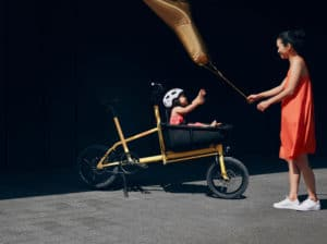 "E-Cargobike e.Yoonit ""family"""
