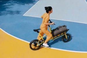 "E-Cargobike e.Yoonit ""smart"" with bag"