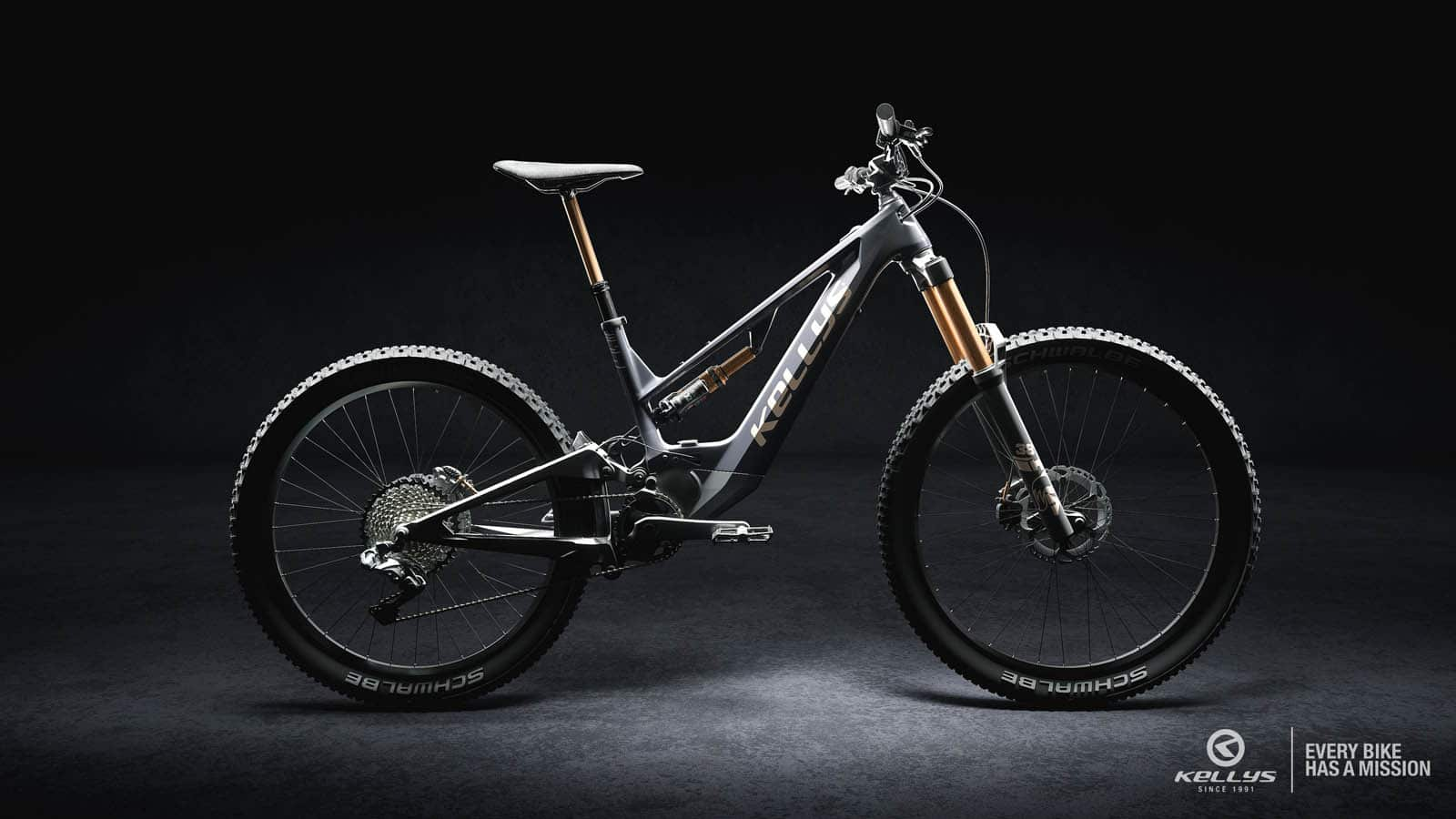 E-Bike Kellys Theos F-Series 2021
