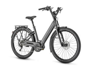 E- Bike Moustache Lundi 27.1 black 2021