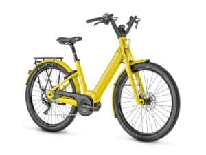 E- Bike Moustache Lundi 27.3 curry 2021