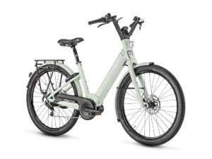 E- Bike Moustache Lundi 27.5 pastel green 2021
