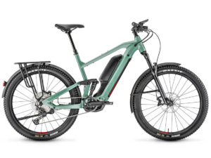 E-Bike Moustache Samedi 27 Weekend FS Dual EQ 2021