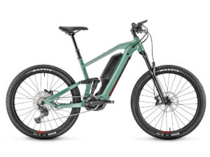 E-Bike Moustache Samedi 27 Weekend FS Dual 2021