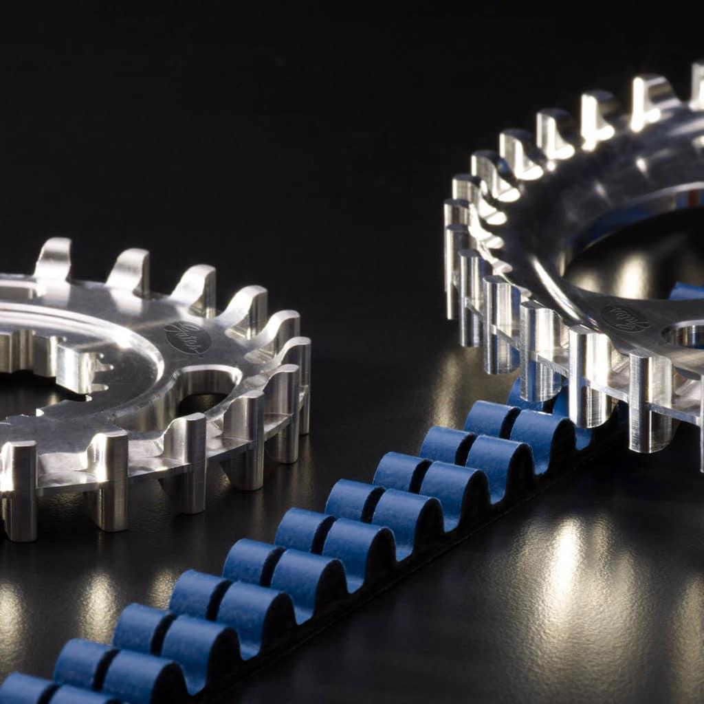 Gates Carbon-Riemenantrieb