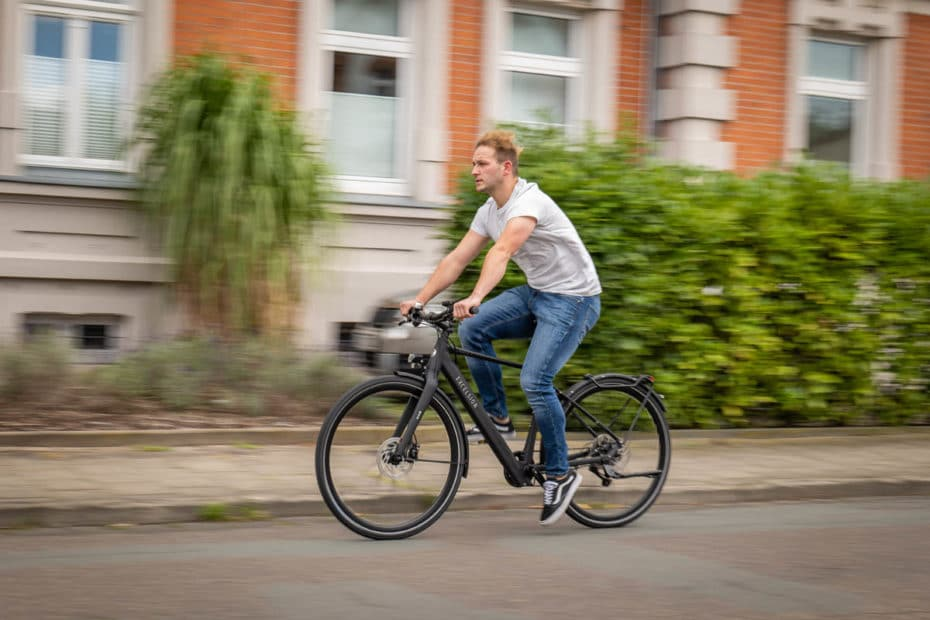 E-Bike Excelsior Urban-E 2021