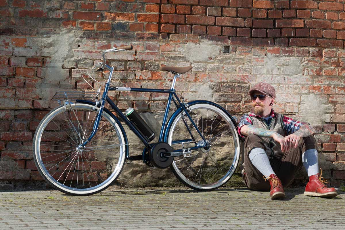 Umrüstkit eDrive für E-Bikes von Pendix